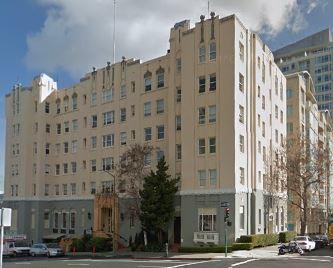 Oakland Designated Landmark 112: Lake Merritt Hotel (Image A) Image