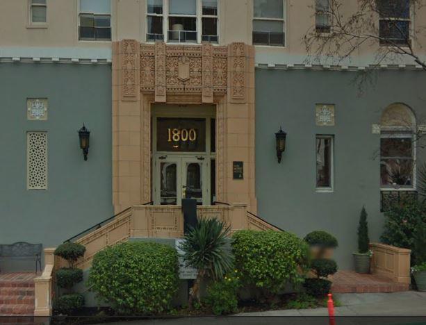 Oakland Designated Landmark 112: Lake Merritt Hotel (Image B) Image