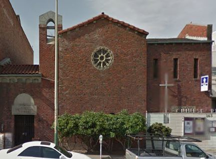 Oakland Designated Landmark 115: Oakland Chinese Presbyterian Church & Annex (Image A) Image