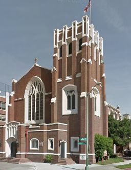 Oakland Designated Landmark 116: St Pauls Episcopal Church (Image A) Image