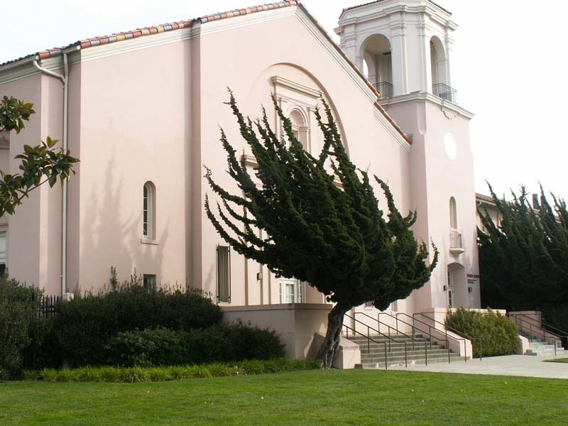 Oakland Designated Landmark 117: University High School/North Oakland Senior Center* (Image B) Image