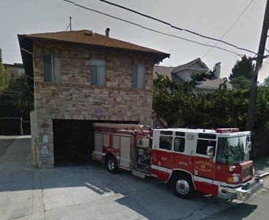 Oakland Designated Landmark 125: Fire Station (Image A) Image