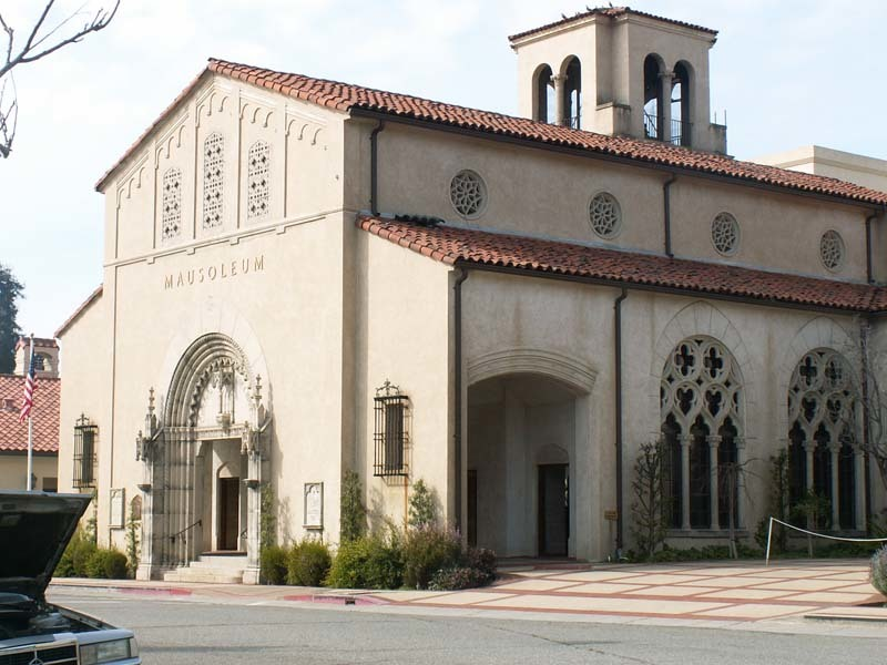 Oakland Designated Landmark 129: Chapel of the Chimes (Image A) Image
