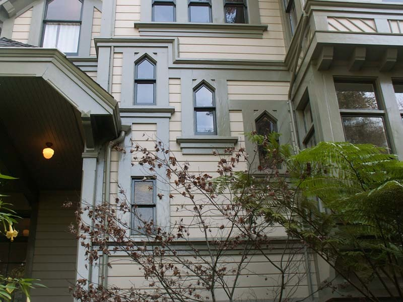 Oakland Designated Landmark 12: Treadwell Hall, Calif. College of Arts and Crafts* (Image B) Image