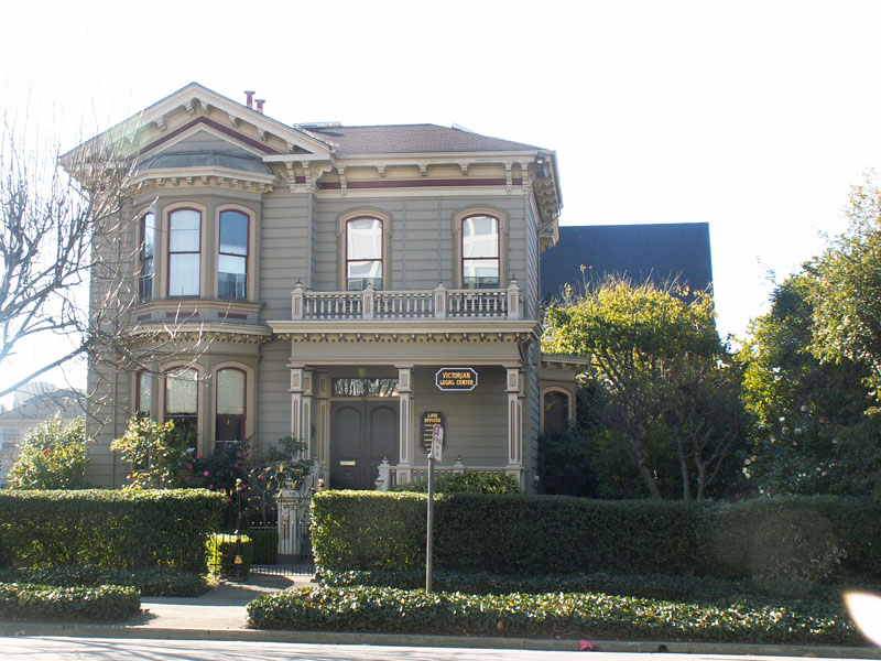 Oakland Designated Landmark 135: Victorian Legal Center Law Offices of Warren B Wilson (Image A) Image