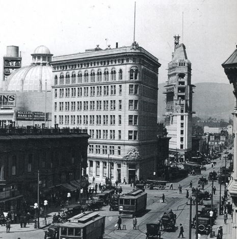 Oakland Designated Landmark 137: Broadway First National Bank and Lionel Wilson Building (Image A) Image