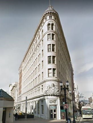 Oakland Designated Landmark 137: Broadway First National Bank and Lionel Wilson Building (Image B) Image