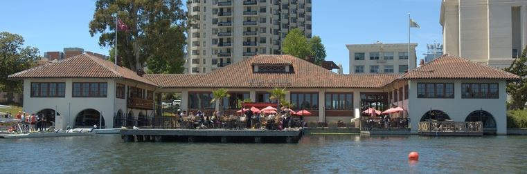 Oakland Designated Landmark 139: Municipal Boathouse (Image B) Image