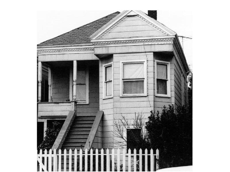 Oakland Designated Landmark 17: Jack London House (Image A) Image
