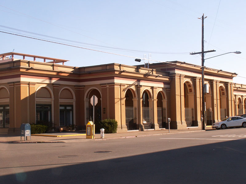 Oakland Designated Landmark 1: Western Pacific Depot (Image B) Image