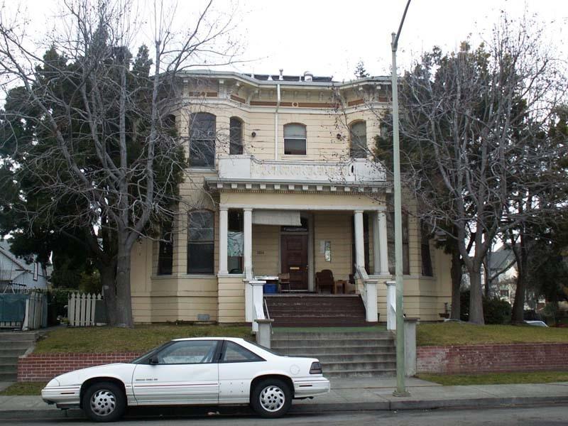Oakland Designated Landmark 21: Quinn House (Image A) Image