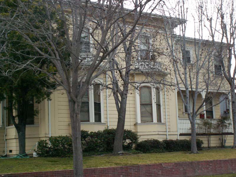 Oakland Designated Landmark 21: Quinn House (Image B) Image