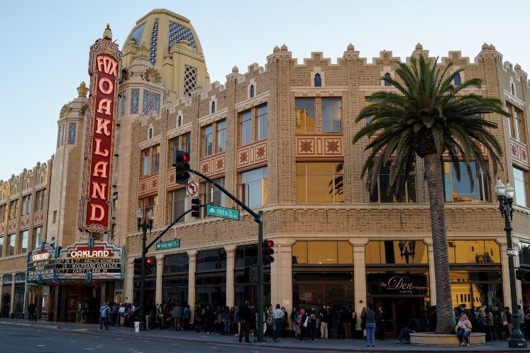 Oakland Designated Landmark 23: Fox Oakland Theater and Building* (Image B) Image
