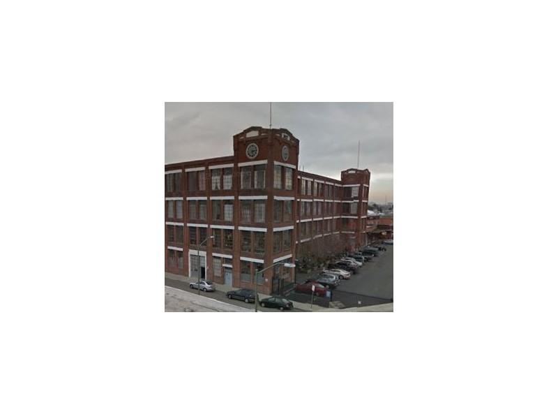 Oakland Designated Landmark 24: California Cotton Mills* (Image A) Image