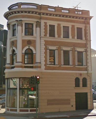 Landmark 25 B Maclise Drug Store Bldg