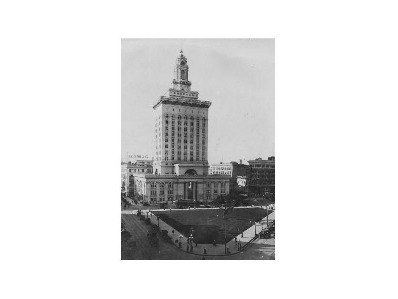 Oakland Designated Landmark 28: Oakland City Hall* (Image A) Image