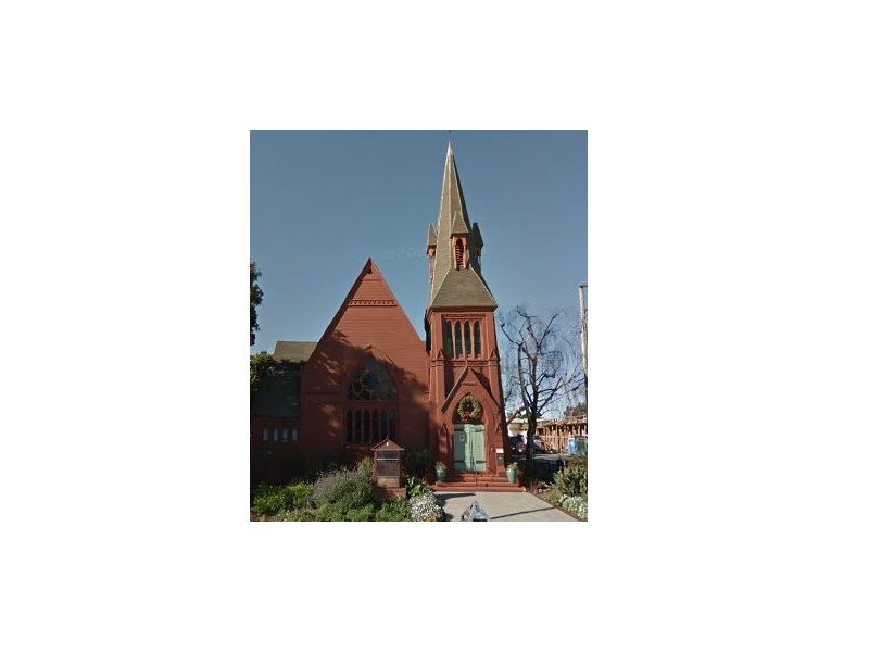 Oakland Designated Landmark 29: St. Augustines Old Trinity Church* (Image A) Image