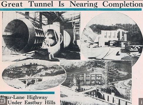 Landmark 32 A Caldecott Tunnel