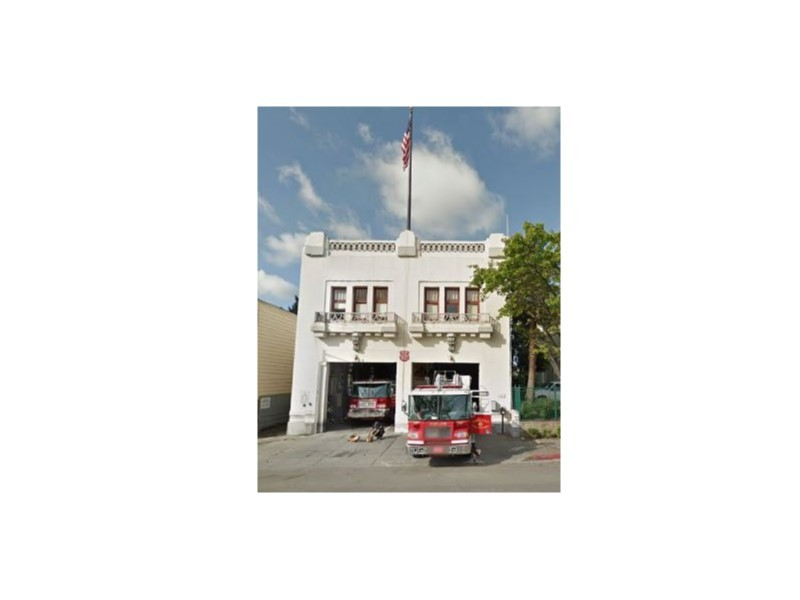 Oakland Designated Landmark 35: Brooklyn Fire House (Image A) Image