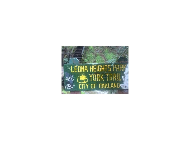 Oakland Designated Landmark 38: Leona Park* (Image A) Image