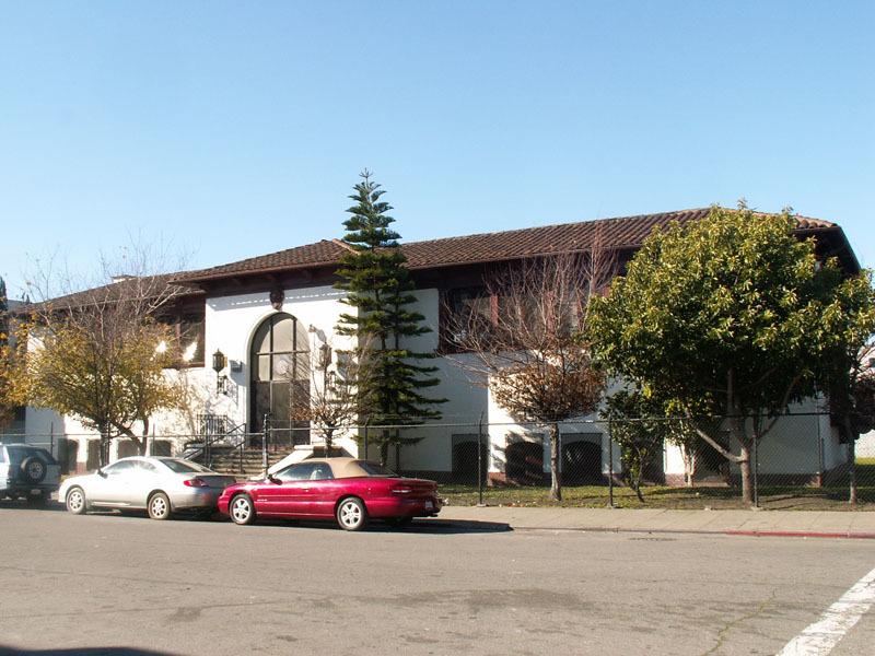 Oakland Designated Landmark 43: 23rd Avenue Branch (Image D.1) Image