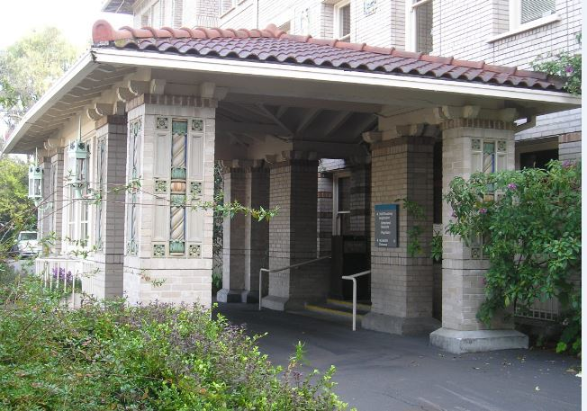 Oakland Designated Landmark 44: King's Daughters Home (Image B) Image