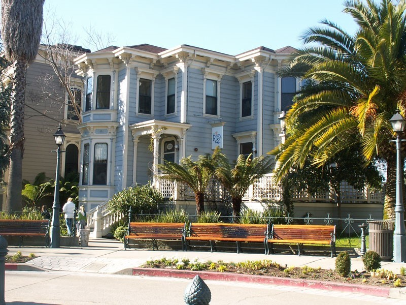 Oakland Designated Landmark 47: James White House (Image A) Image