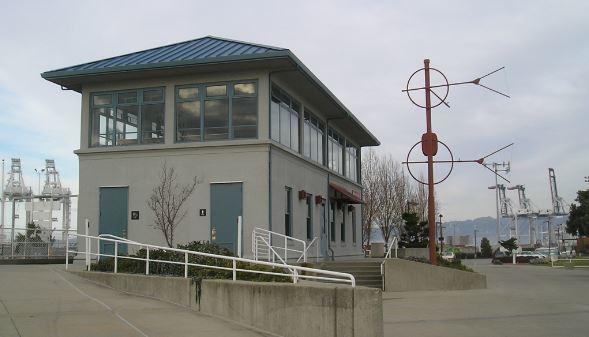 Oakland Designated Landmark 49: Southern Pacific Mole (Image C) Image