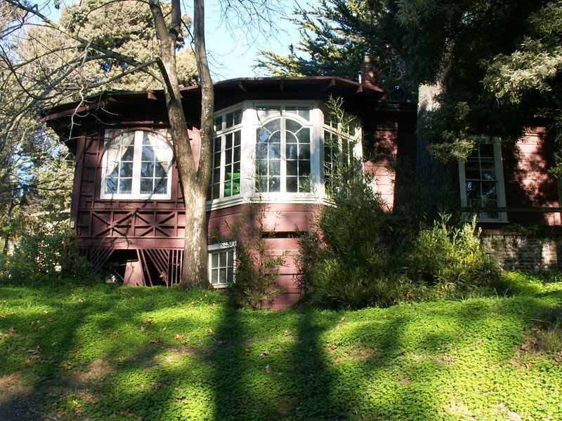 Oakland Designated Landmark 51: George McCrea House and Indian Campground* (Image A) Image
