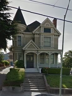 Oakland Designated Landmark 54: James Presho House (Image A) Image