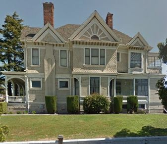 Oakland Designated Landmark 54: James Presho House (Image B) Image