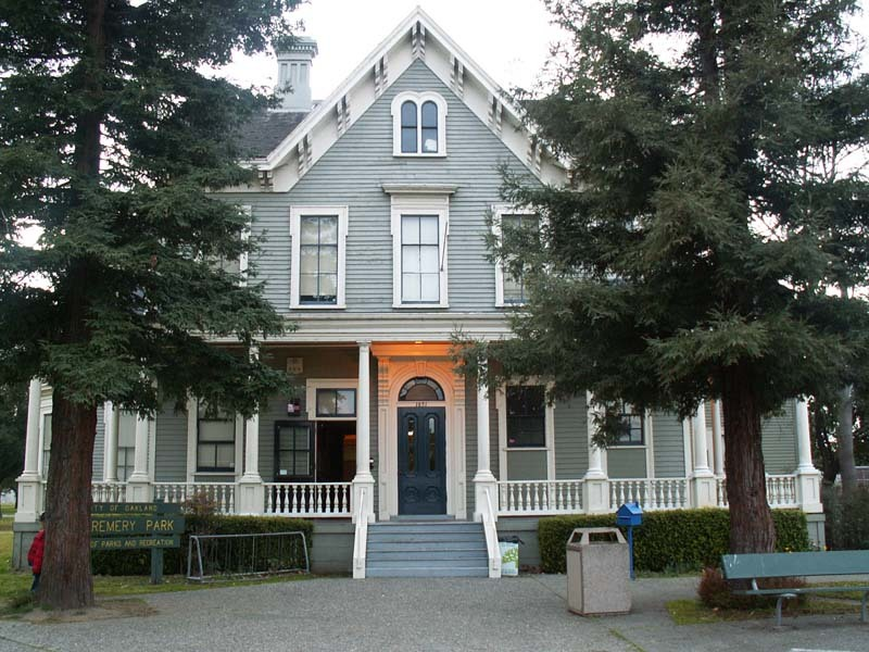 Oakland Designated Landmark 56: DeFremery House (Image A) Image