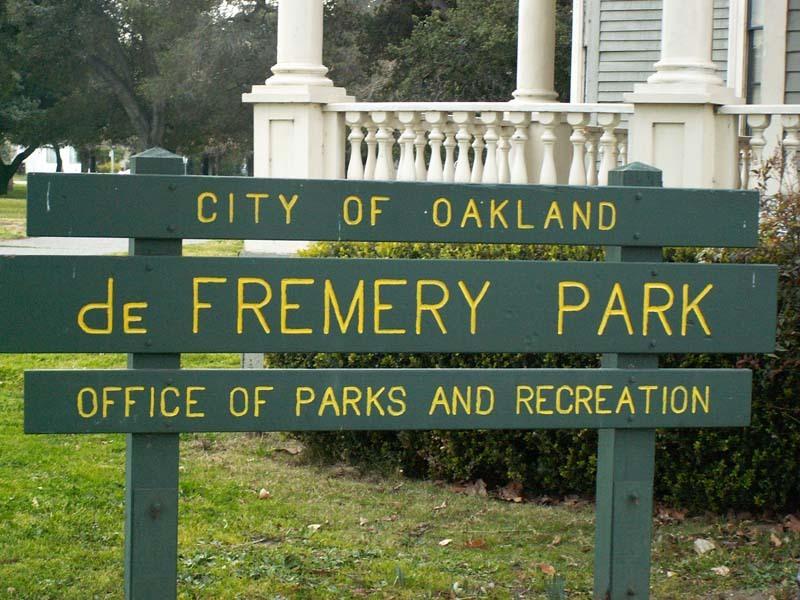 Oakland Designated Landmark 56: DeFremery House (Image B) Image