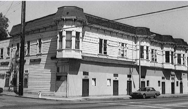 Oakland Designated Landmark 59: Central Block (Demolished) (Image A) Image