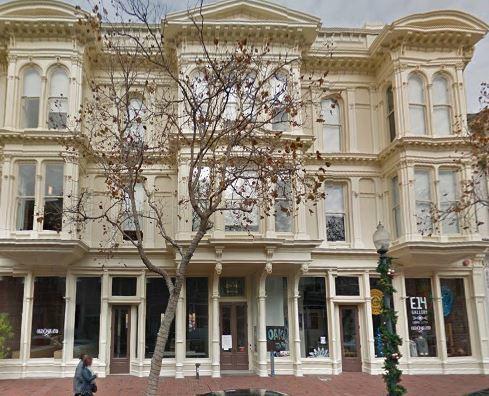 Oakland Designated Landmark 60: Portland Hotel Henry House (Image A) Image