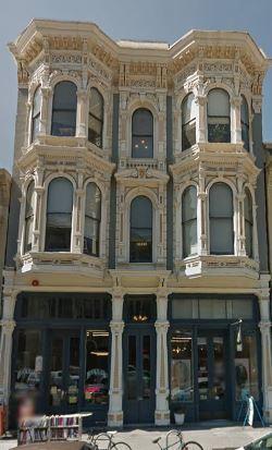 Oakland Designated Landmark 61: Dunn Block* (Image A) Image