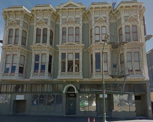 Oakland Designated Landmark 62: Peniel Mission Oriental Block (Image A) Image