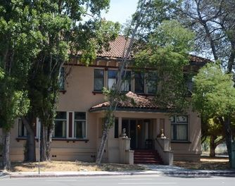 Oakland Designated Landmark 63: Victor H. Metcalf House (Image A) Image