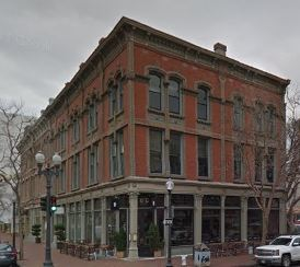 Oakland Designated Landmark 64: La Salle Hotel (Image A) Image