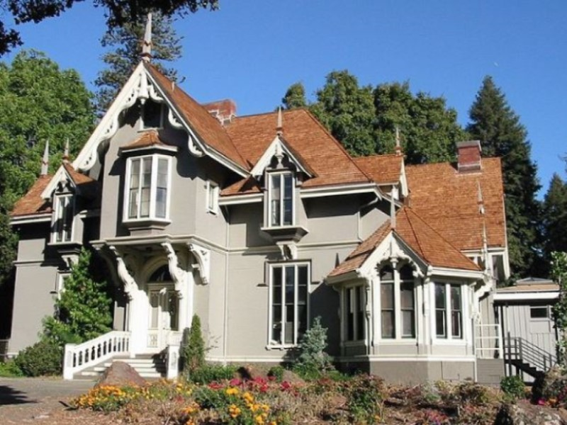 Oakland Designated Landmark 6: J. Mora Moss Cottage (Image A) Image