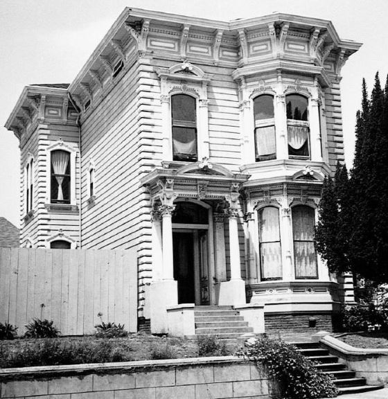 Oakland Designated Landmark 73: Campbell House (Image A) Image