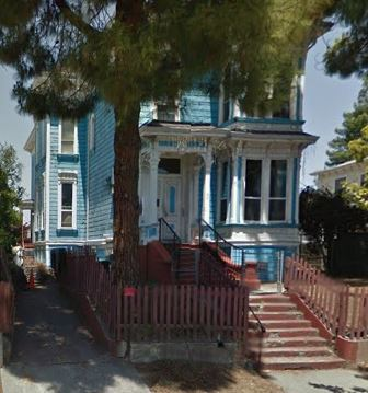 Oakland Designated Landmark 73: Campbell House (Image B) Image