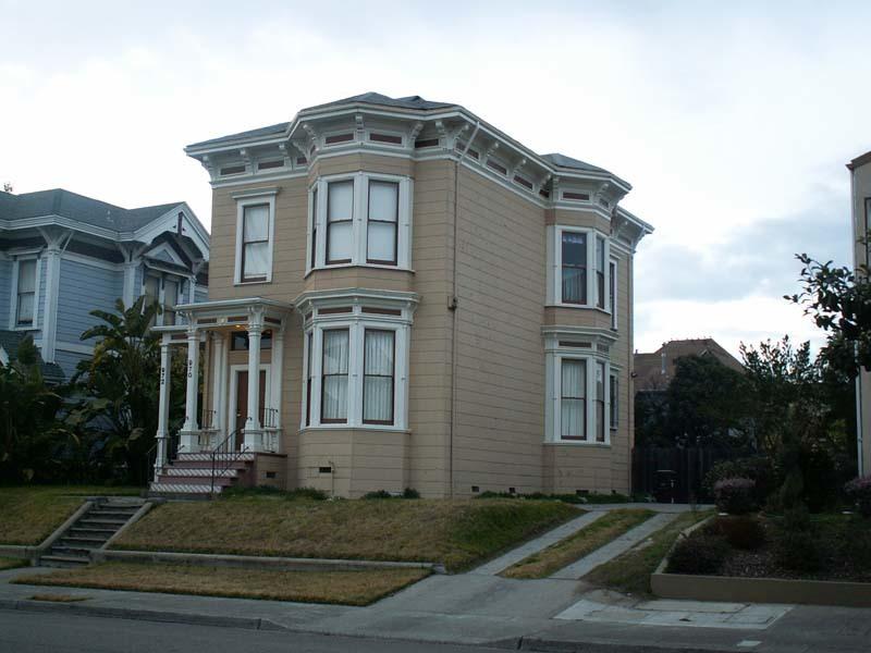 Oakland Designated Landmark 74: Gladding Chickering House (Image B) Image