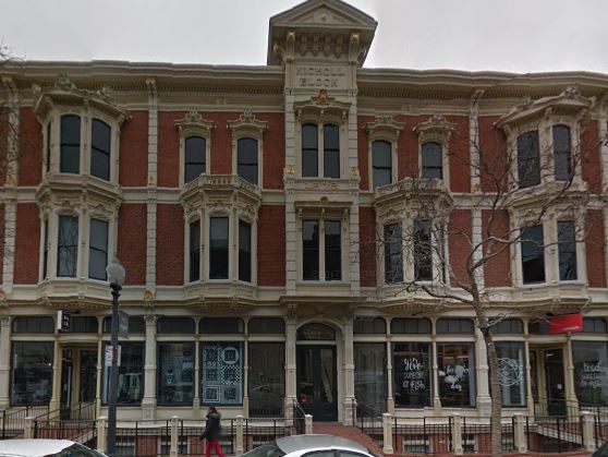Oakland Designated Landmark 76: Lloyd Hotel Building (Image A) Image