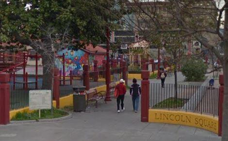 Oakland Designated Landmark 80: Lincoln Square (Oakland Square) (Image A) Image