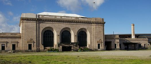 Oakland Designated Landmark 81: Southern Pacific Railroad Station (Image A) Image