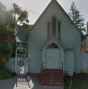 Oakland Designated Landmark 83: St. James Episcopal Church Parish Hall (Image B) Image