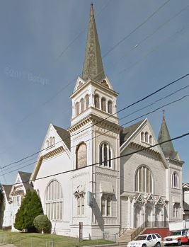 Oakland Designated Landmark 84: Brooklyn Presbyterian Church & Parish Hall* (Image A) Image