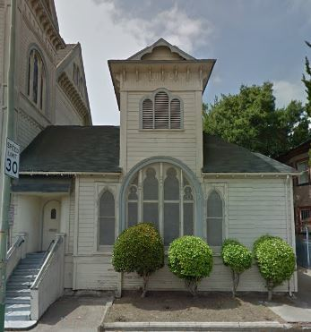 Oakland Designated Landmark 84: Brooklyn Presbyterian Church & Parish Hall* (Image B) Image