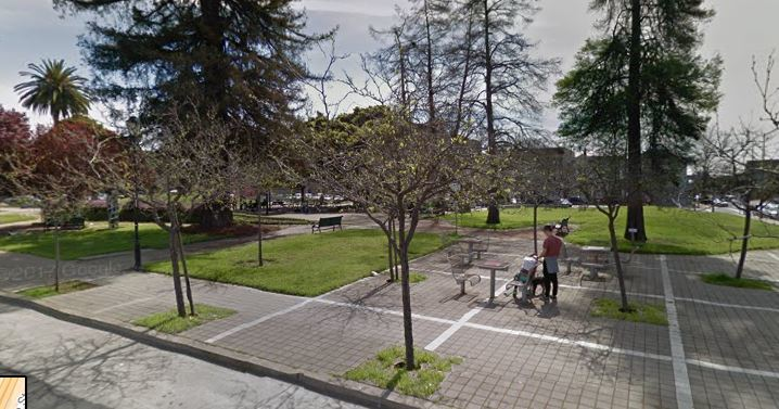 Oakland Designated Landmark 90: Lafayette Square (Image A) Image